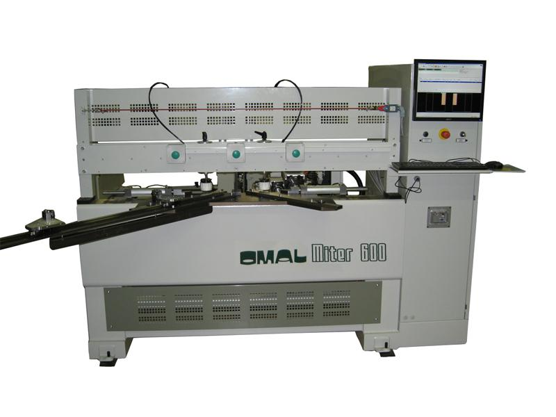 Omal 600 2rt Miter Door Machine Machinerymortise And Tenon